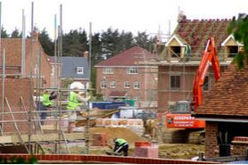 £100 million boost for small housebuilders