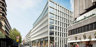 Mace to deliver £33m London West End office job
