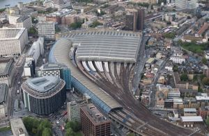 Plans to upgrade London Waterloo station