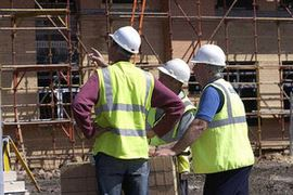 New figures show a rise in number of homes built