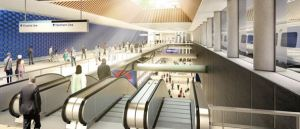 Euston station plans revealed