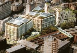 LendLease secures £40m Ruskin Square construction contract
